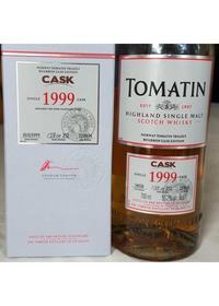 Tomatin Single 1999 Cask 15 Y.O.