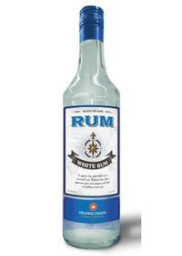 Orange Crown White Rum