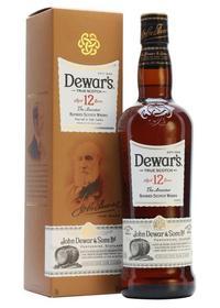 Dewars Double Aged 12 Y.O.
