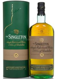 Singleton of Glendullan 15 Y.O.