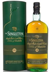 Singleton of Glendullan 18 Y.O.