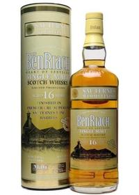 BenRiach 16 Y.O. Sauternes Wood Finish