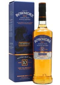 Bowmore 10 Y.O. Tempest