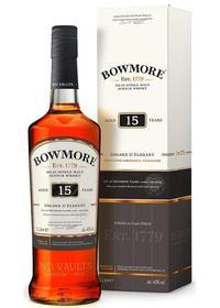 Bowmore 15 Y.O. Golden & Elegant