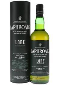 Laphroig Lore