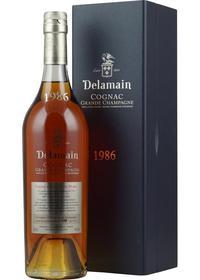 Delamain Grande Champagne Vintage 1986