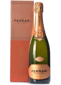 """Ferrari Brut """"Perle Rose"""", in gift box"""