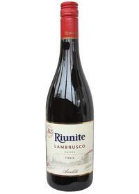 Riunite, Lambrusco Rosso