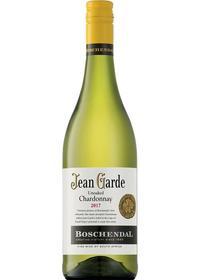 """Boschendal, """"Jean Garde"""" Unoaked Chardonnay, 2017"""
