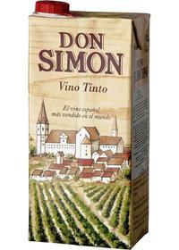 Don Simon, Rosso Seco, Tetra Pak, 1л