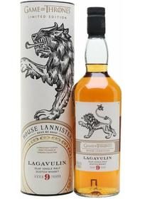 Lagavulin 9 Y.O. Game of Thrones House Lannister